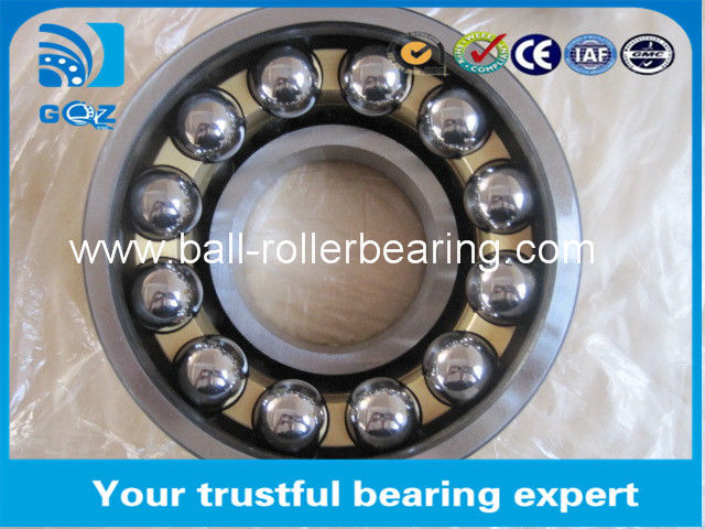 Professional Double Row Angular Contact Ball Bearing Low Friction 3302-BD-TVH