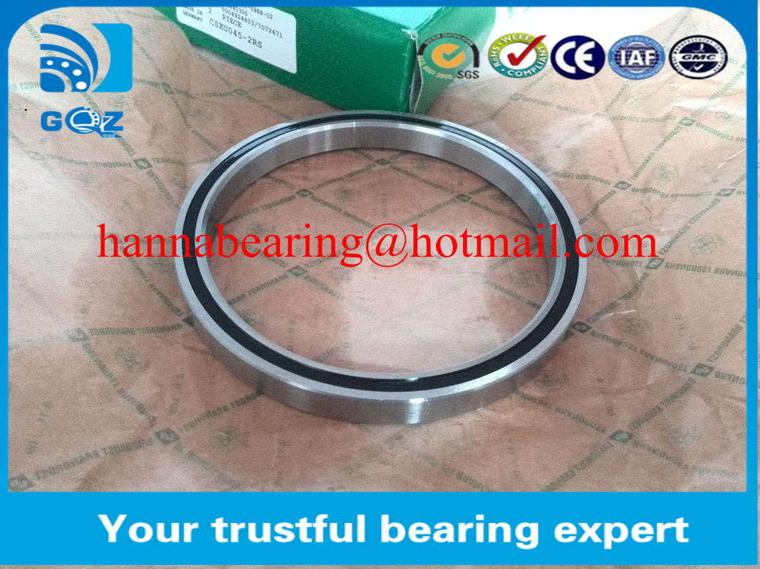 177.8x196.85x12.7 mm  Slim Section Ball Bearings CSXU070-2RS Four Point Contact