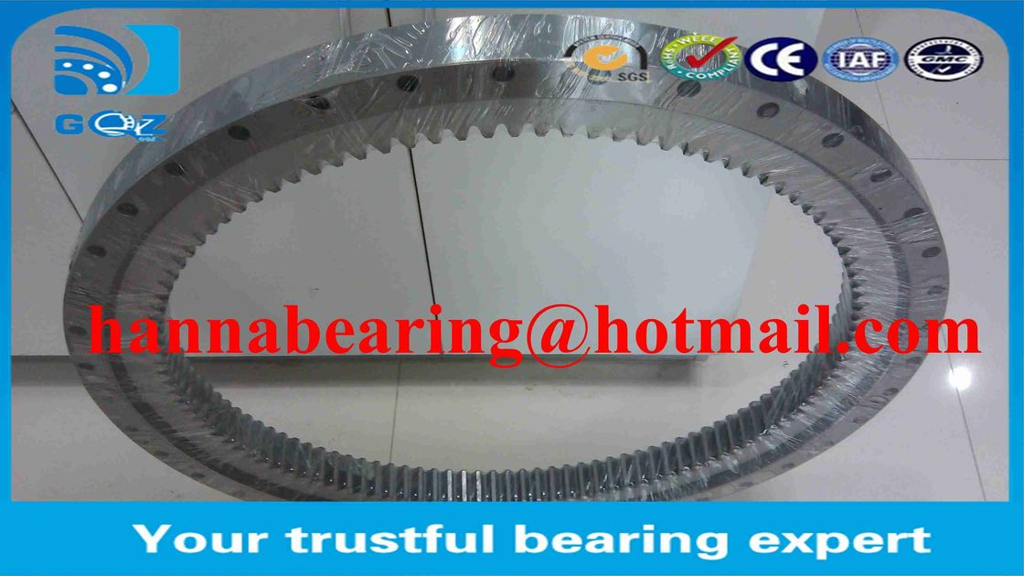 RKS.162.16.1644 Cylindrical Crossed Roller Slewing Bearing 1644x1752x68 mm