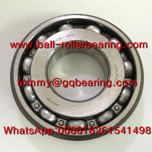 Steel Cage Automotive Bearings , NSK B45-90 B45-90E Gearbox Ball Bearing