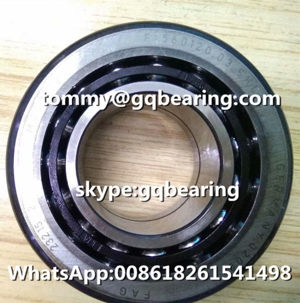 Chrome steel Material Germany Made Nylon Caged FAG F-560120.03.SKL Double Row Differential Bearing
