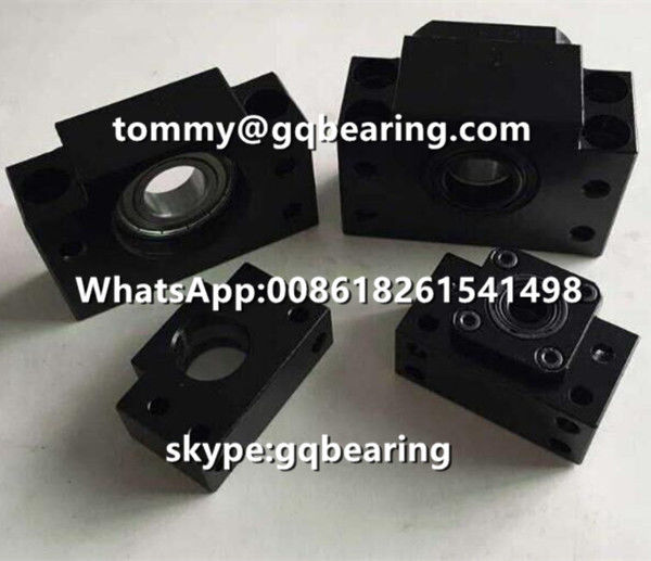 CNC Machine Application THK BK15 Square type Ball Screw Support Slide Units