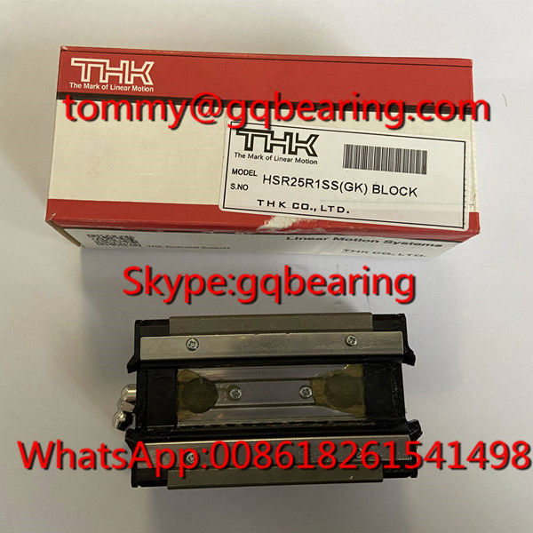 THK HSR25R1SS(GK) Linear Ball Bearing Slide Motion HSR25R Stainless Steel Linear Block
